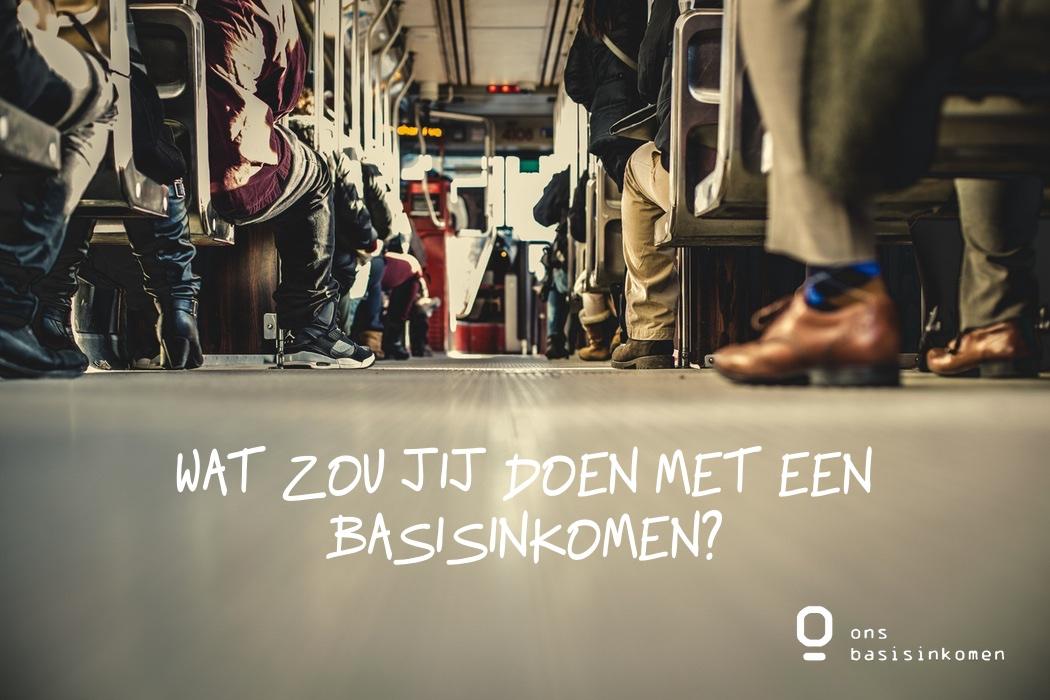 Start campagne voor OnsBasisinkomen.nl